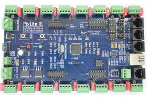 pixlite-16-mkii-control-board
